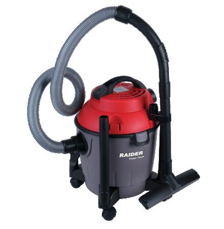 Прахосмукачка за сухо и мокро 1250W 18L RD-WC01