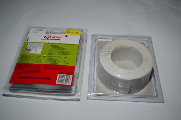 3-40-01 Санитарна лента за баня  3м
