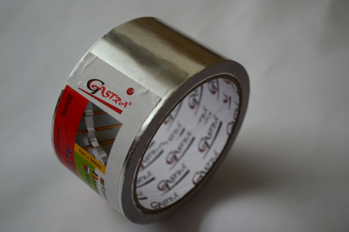 810-50-04 Алуминиева лента 10м/50мм