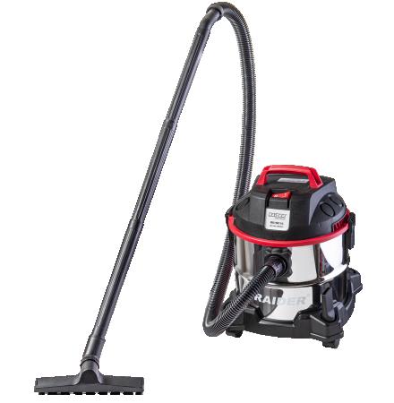 Прахосмукачка за сухо и мокро 1250W 20L Inox RD-WC