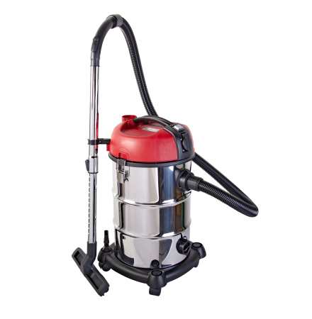 Прахосмукачка за сухо и мокро 1300W 30L самопочист