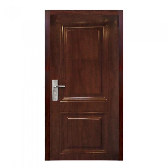 Врата метална златен дъб 1920/790/50 ЗЛ. ДЪБ НТ