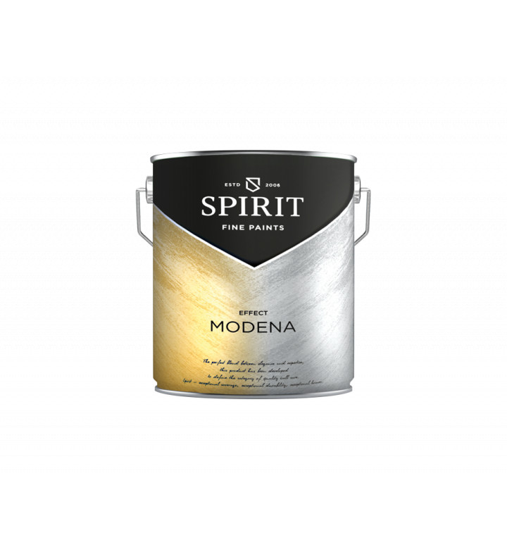 Декоративна боя Spirit Modena Silver 1л 133475