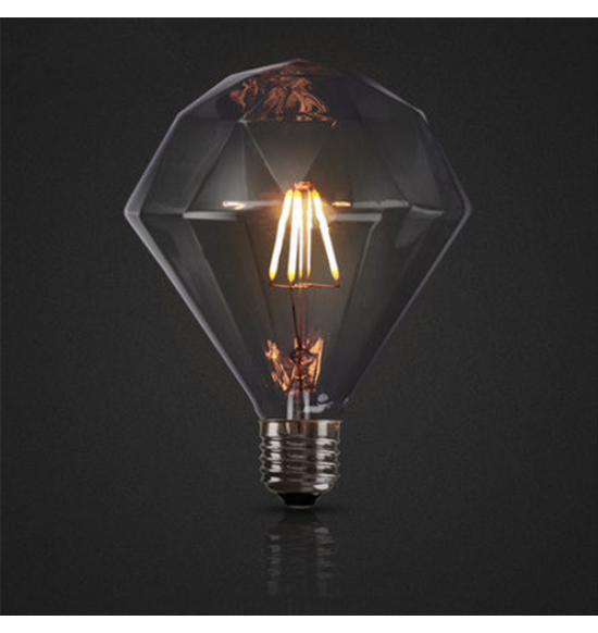 LED Лампа FILAMENT 6W E27 DIAMOND GOLD 0025230