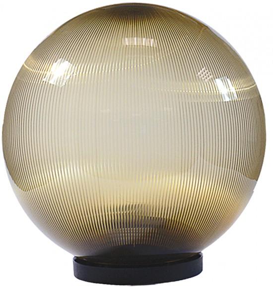 Сфера Ф200 фуме призм. RL/PS201BR 512AR0000201