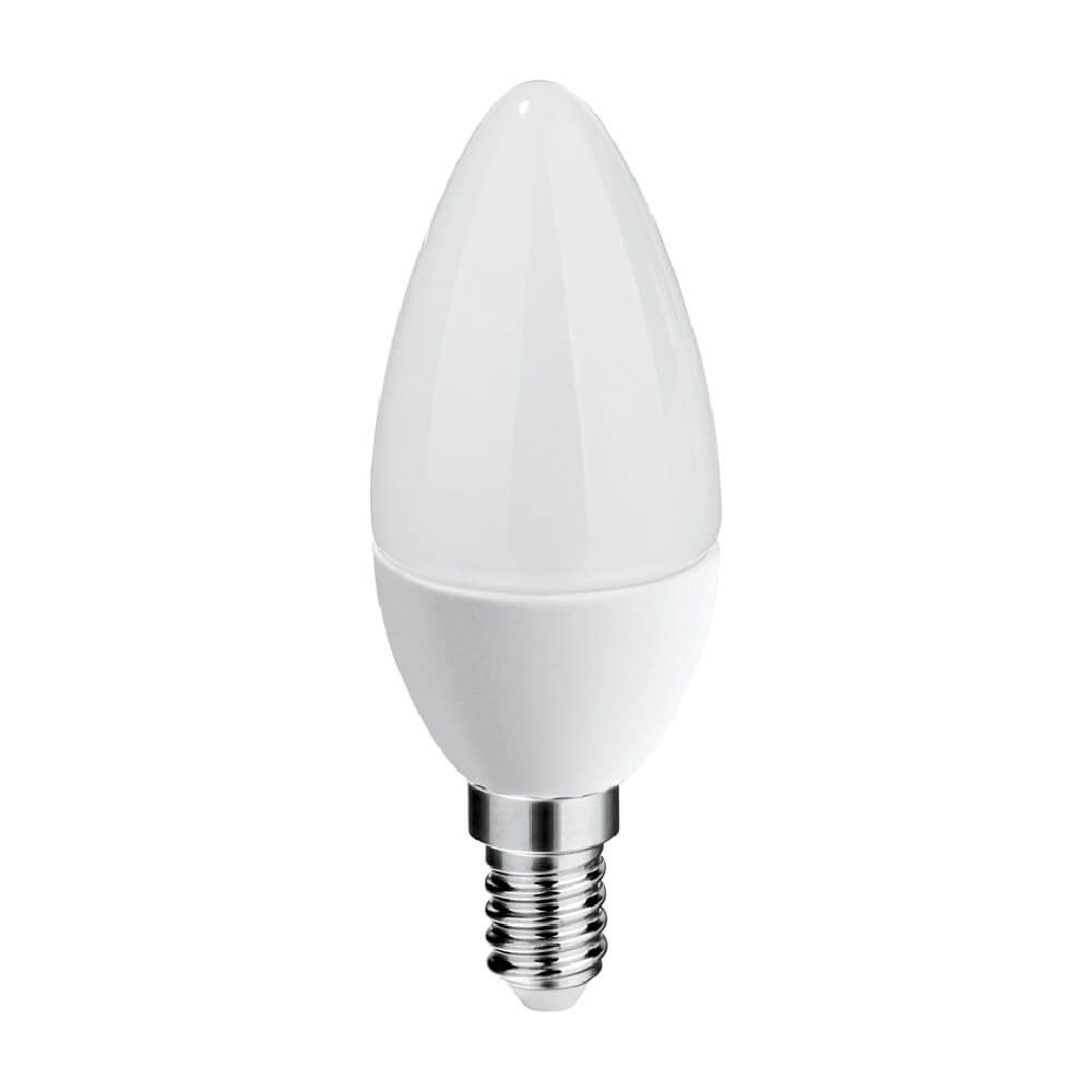 LED Лампа свещ 230V CLC 3.5W E14 CL 4000K CERAMIC