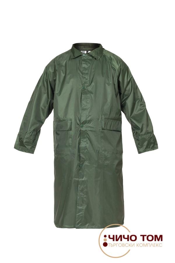 Дъждобран POSEIDON /зелен /2XL /200001