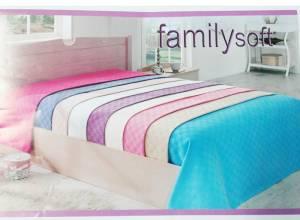 Покривка за легло 160х230см 100% памук