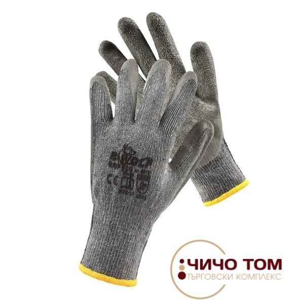 Ръкавици GRIP ECO СИВ / сиви / 600100