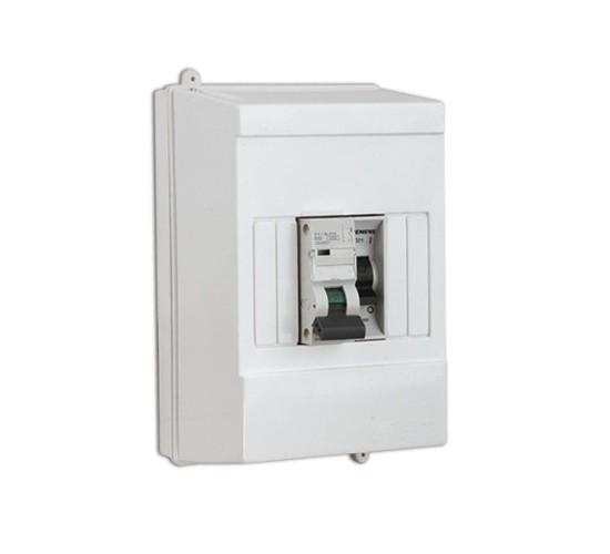 Кутия за 4 предпазителя турска 450021