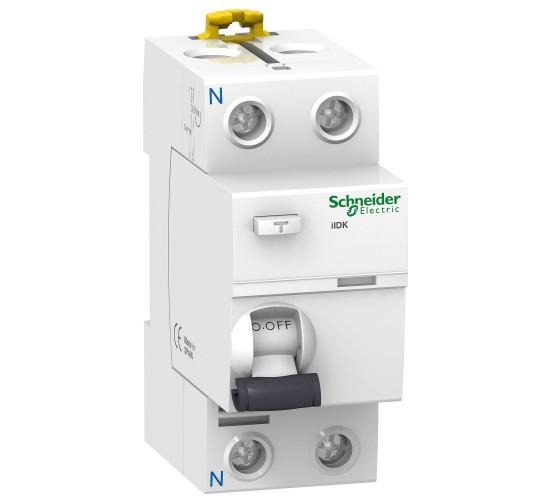 Дефектно-токова защита IDK 2P 40A/30mA A950240 P13