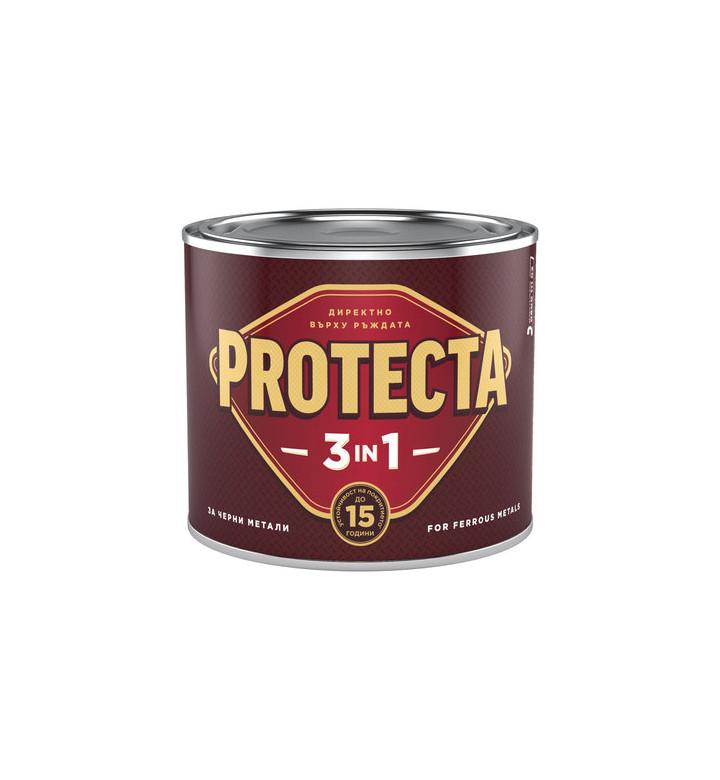 Боя Протекта 3в1 стара мед 500мл
