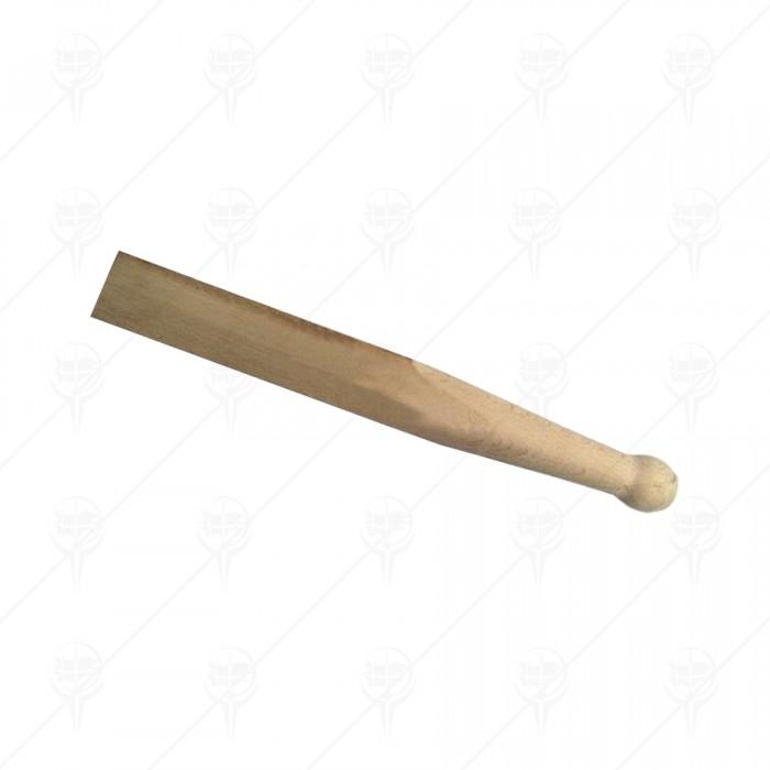 Дървена дръжка за строителна количка 30см 13009