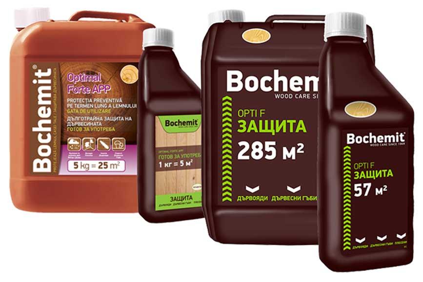Bochemit Optimal - Forte APP 5kg кафяв