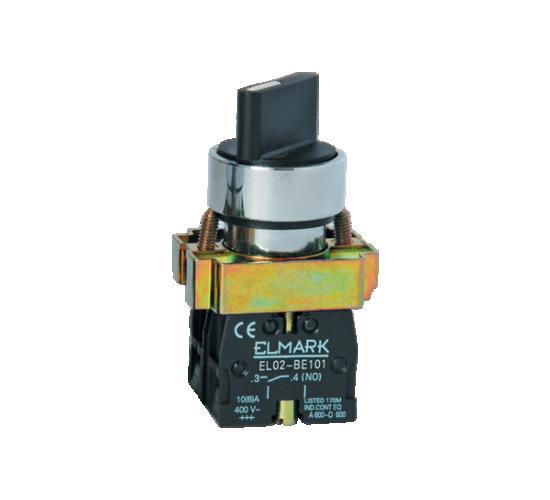 ПГП ключ ЕL-2-BD33 401433 черен трипозиционен 2014