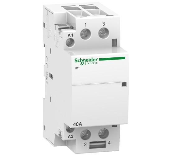 Модулен контактор 40A 2F/2ND/240V /60167/Е