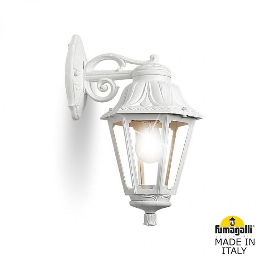 Градински фенер BISSO бял Е27 IP55 506FG0000101