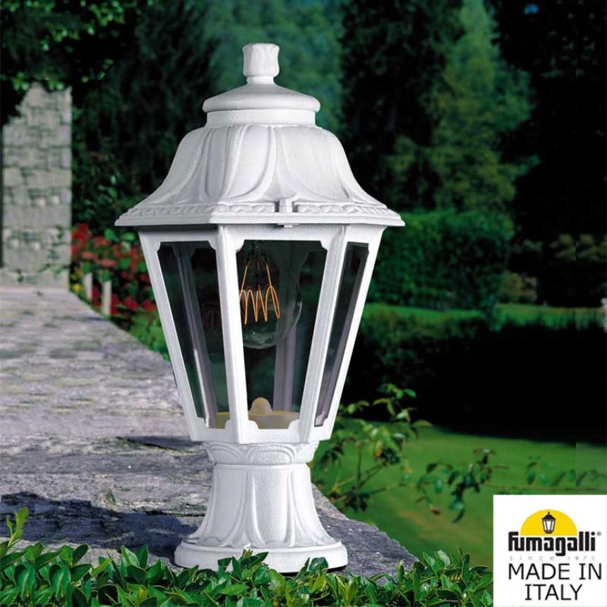 Градински фенер ANNA бял E27 IP55 506FG0000131