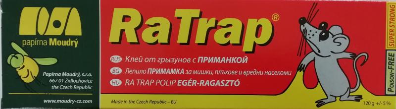 Лепило за мишки Ra Trap 135g