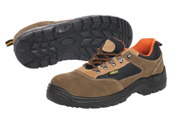 Защитни обувки CAMEL S1P / кафеви /41/