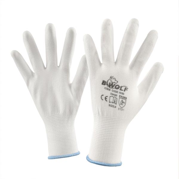 Ръкавици PENGUN WHITE LAB /бели/ чифт/ 620000-1