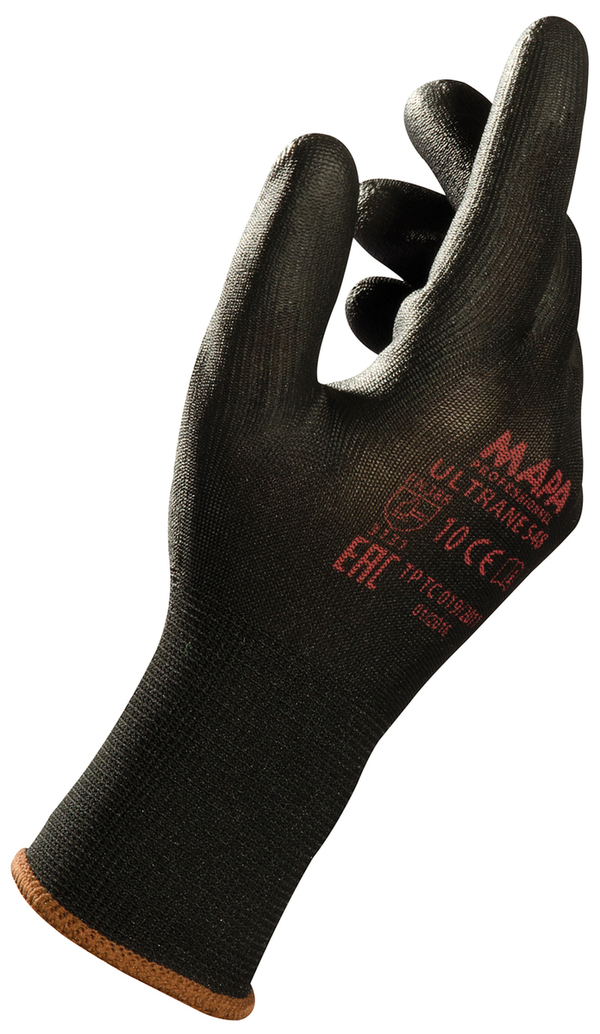 Ръкавици ULTRANE 548 /черни/ чифт/620200