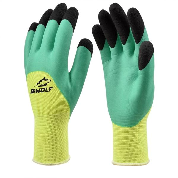 Ръкавици LIFT /жълто и зелено / чифт/ 600900