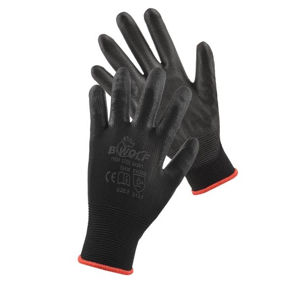 Ръкавици PENGUIN BLACK /черни/ чифт/620100-1