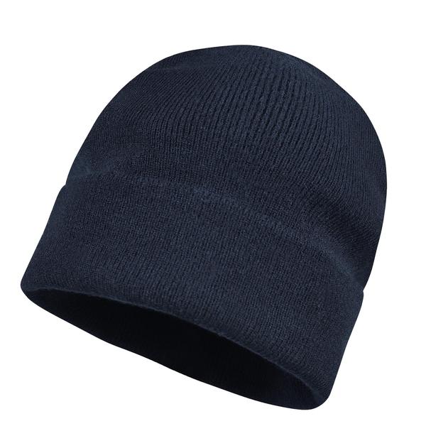 GLAZE плетена шапка /Т.СИН /180000