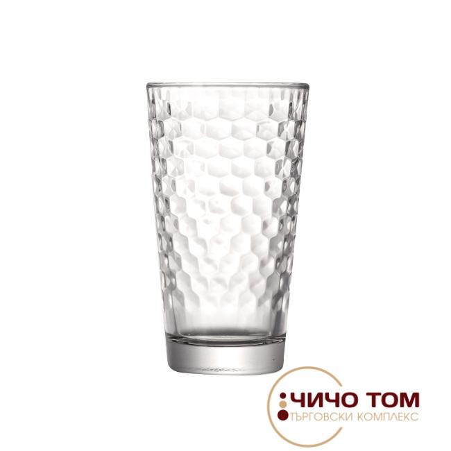 Комплект високи чаши Friends Honeycomb /6бр/