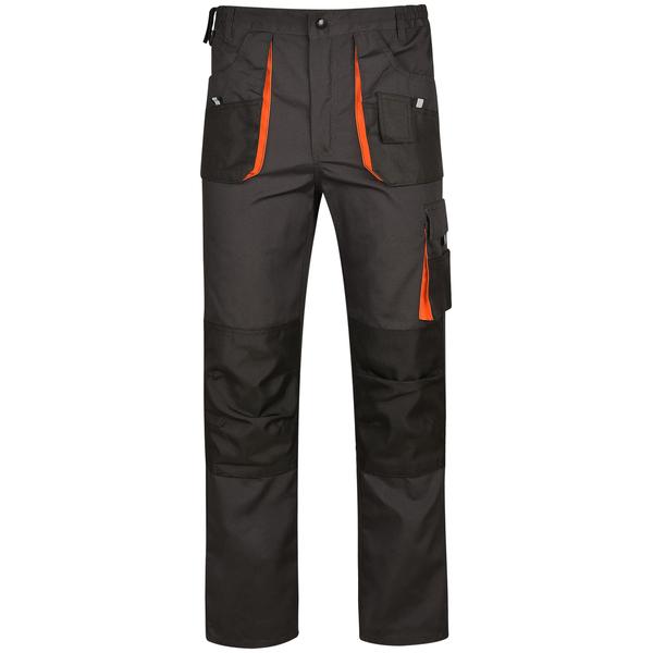 ATLAS панталон /L/ т.сив /040004