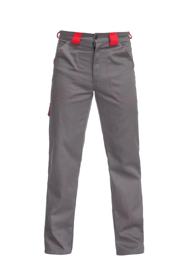 Панталон DELTA т.сив /XL/ 040304