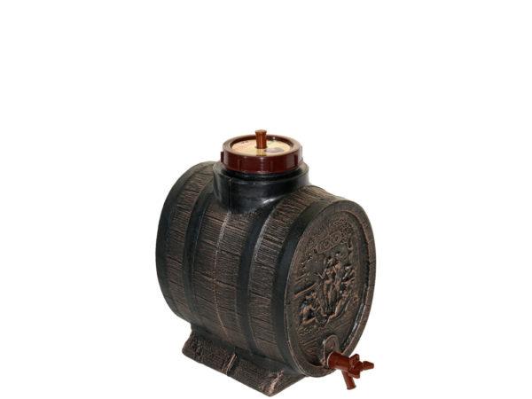 Бъчва за вино класик 25л 16216