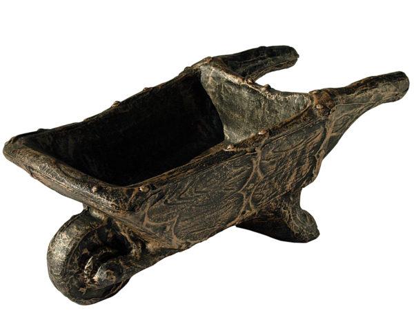 Саксия количка