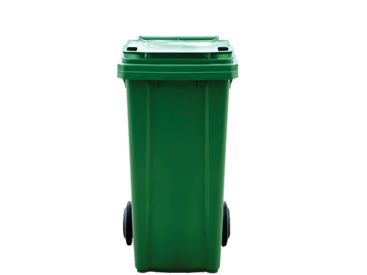 Пластмасова кофа за смет 120л
