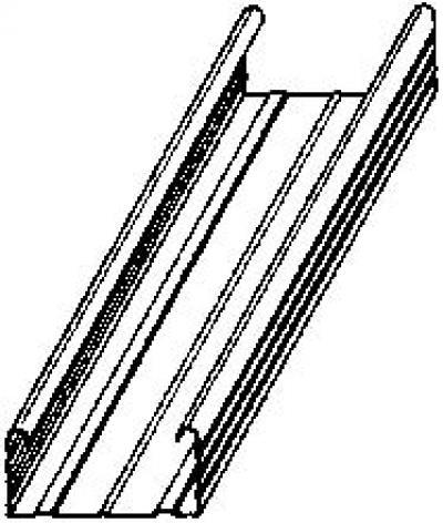 Профил за гипсокартон ЗА ГК UA 100/3.0 BG