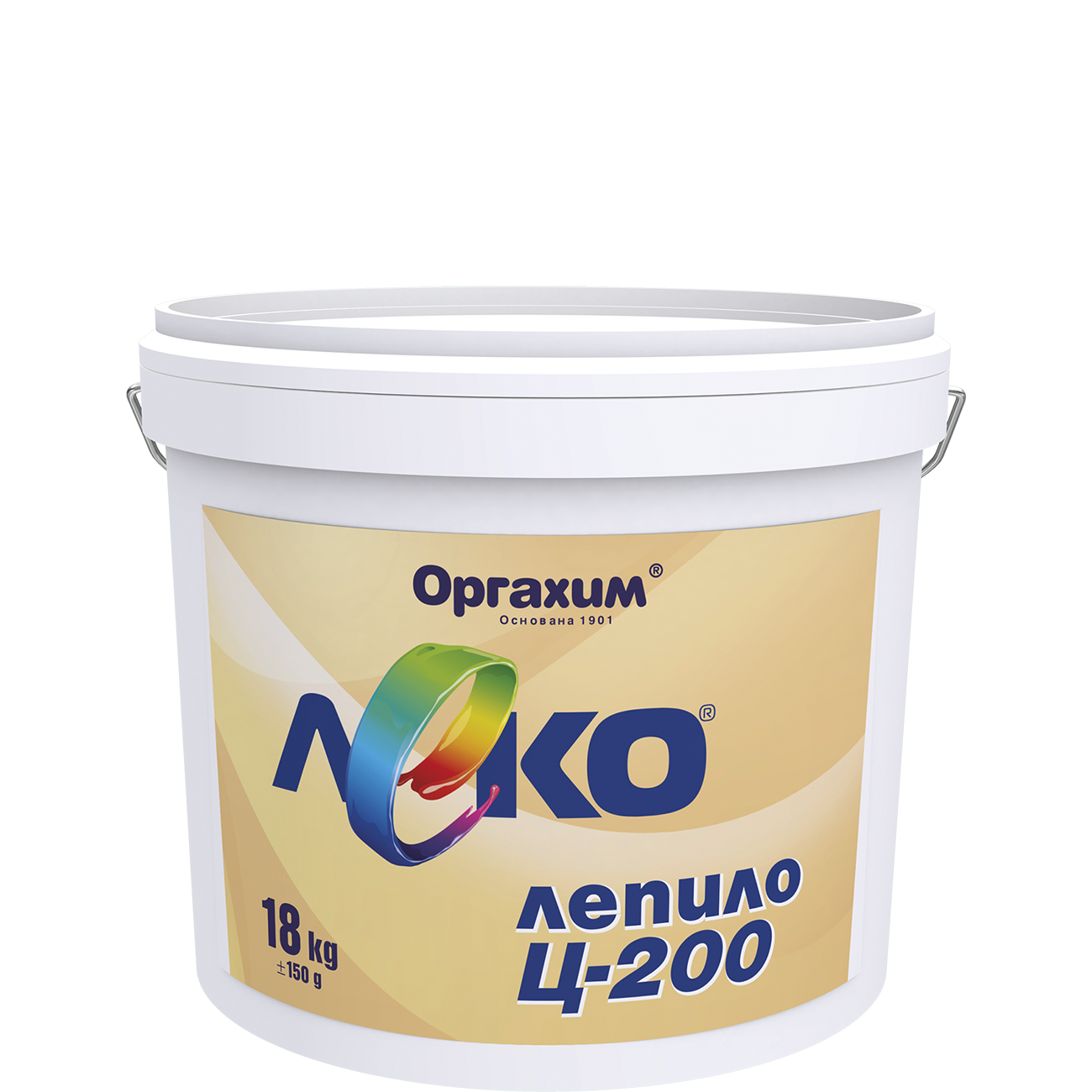 Лепило  С-200 200гр Оргахим