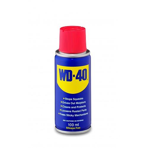 WD-40 антикорозионна смазка 100мл