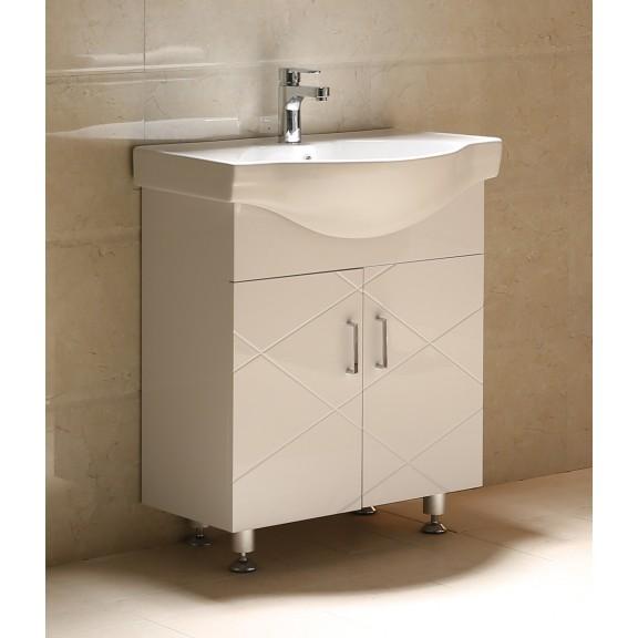 Мебел за баня 7044 70х47х85