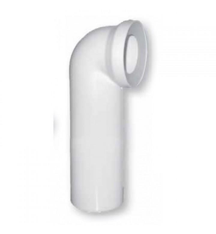 Тръба приборна за WC Ф110/90 КК90000