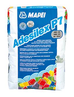 Флексово лепило за керамични плочки ADESILEX P7 25