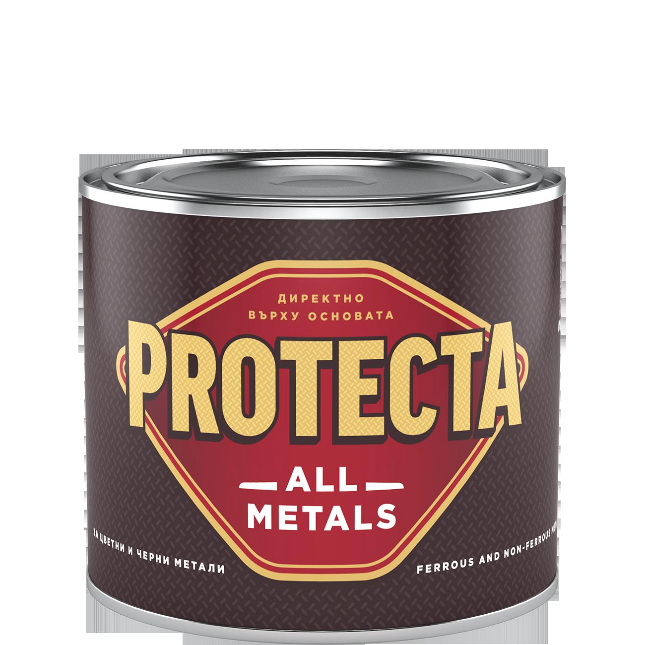 Protecta All Metals 500мл платина 133382