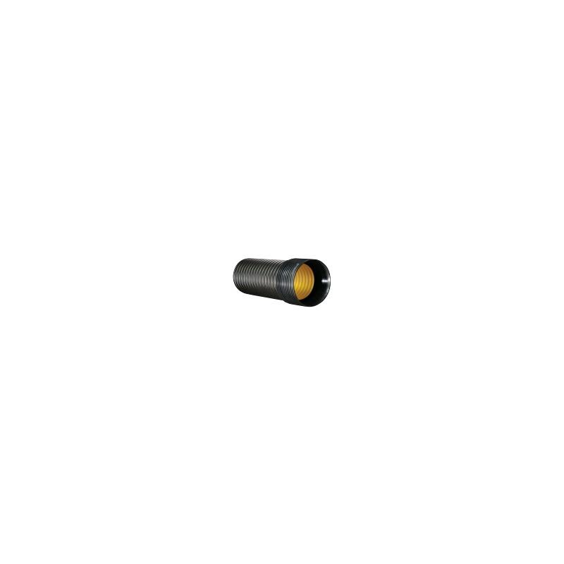 ПЕ тръба муфирана ф250 SN8 H 106225