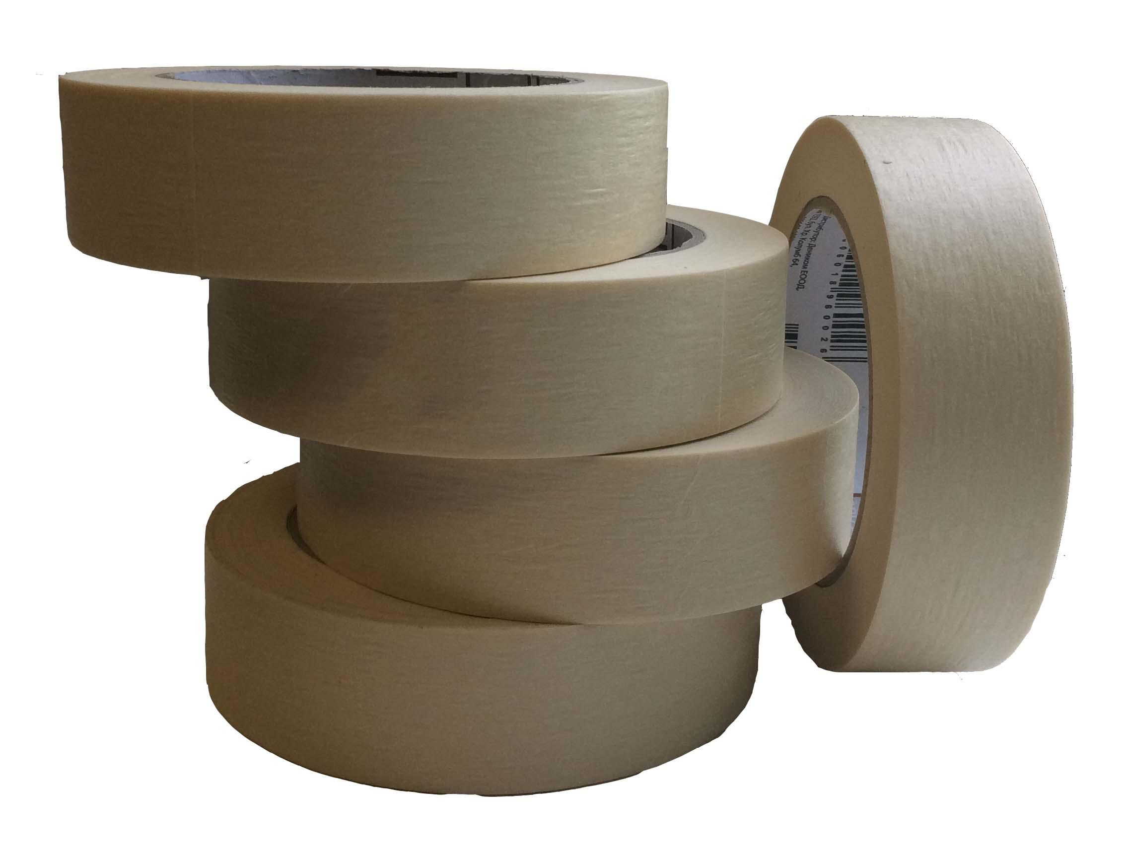 Хартиено тиксо 24ммх45м GRIZZLY
