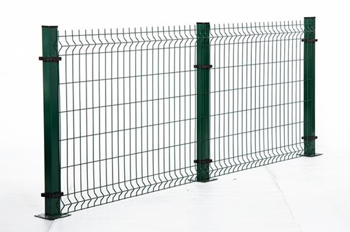 Ограден панел зелен 2500/1500мм