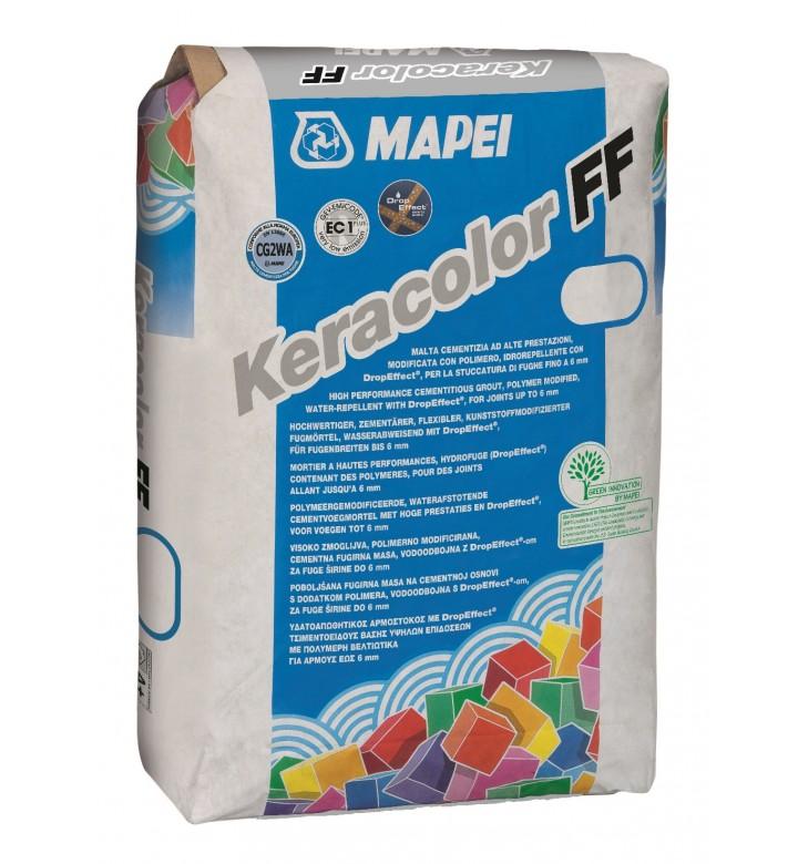 Фугираща смес Keracolor FF 100 white 2kg