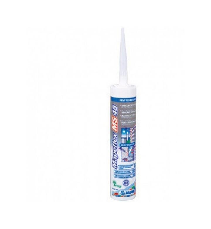 Полиуретан бял MAPEFLEX MS45 300мл 135628