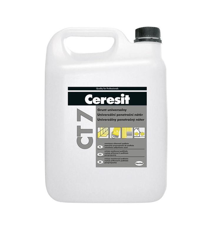 Универсален грунд 5л СТ 7 Ceresit