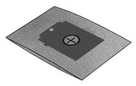 Хартиена торбичка за прахосмукачка Bosch Т313