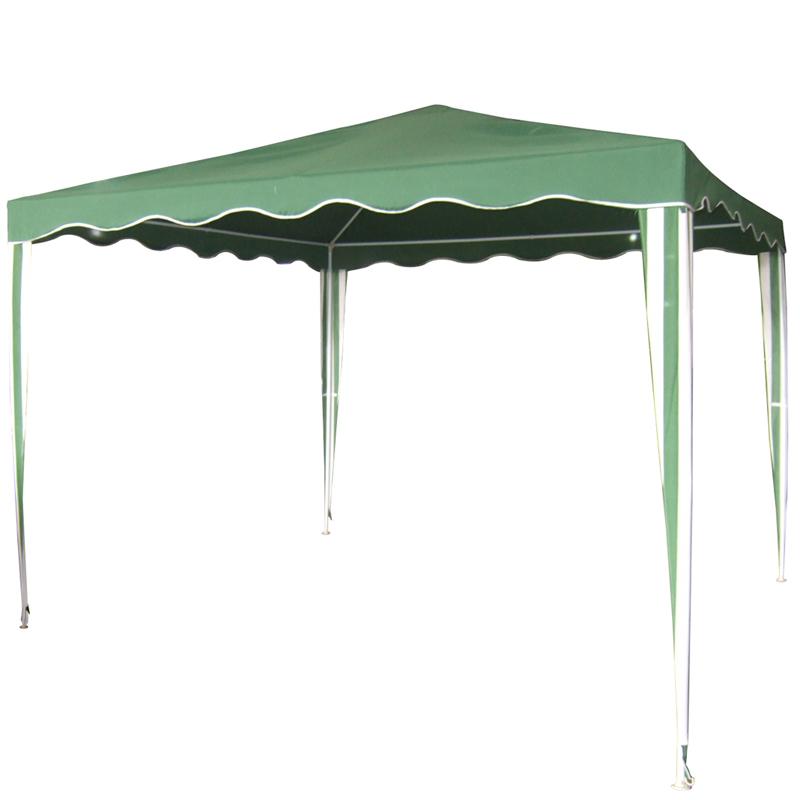 Градинска шатра полиестер TLC001-A зелена